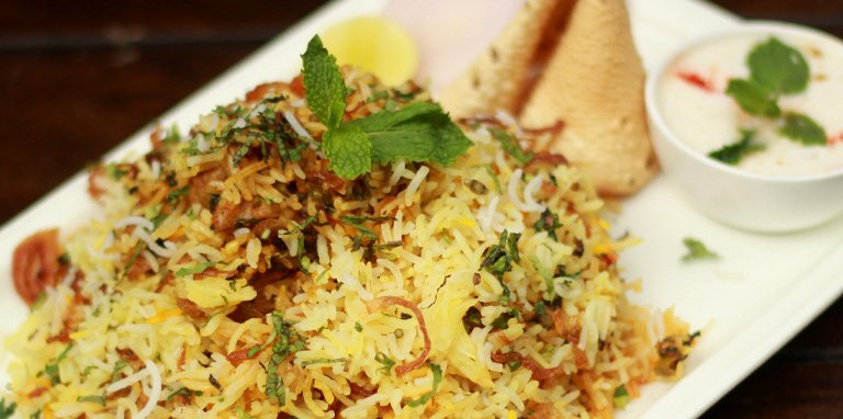 Mutton Biryani - Effingut